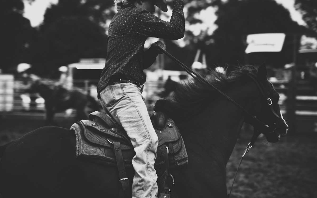 Alstonville Rodeo 2012